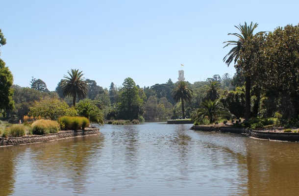 Botanical Gardens, Melbourne, Victoria