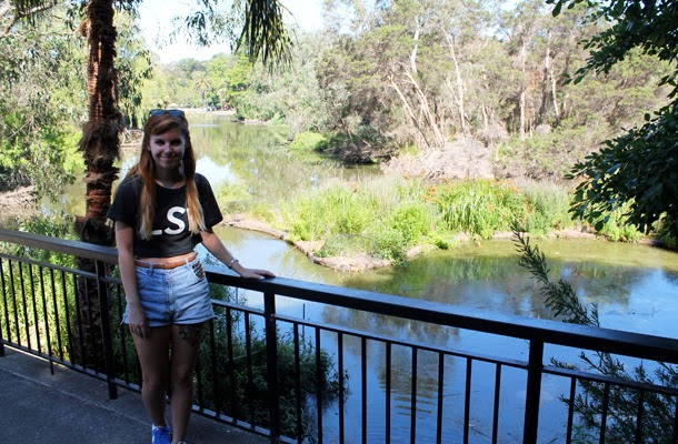 The Botanical Gardens Melbourne