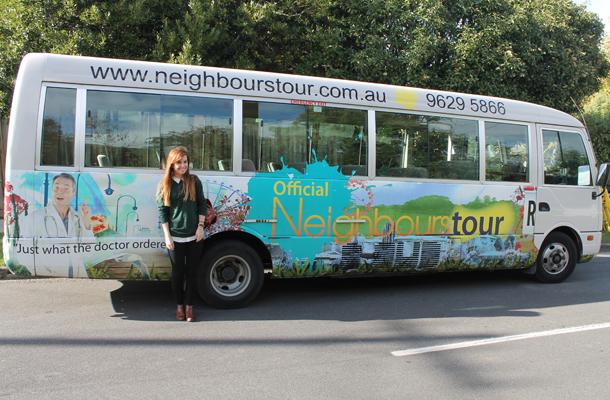 Neighbours Tour Melbourne