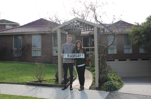 Sweet Monday, Official Neighbours Tour, Ramsay St, Melbourne