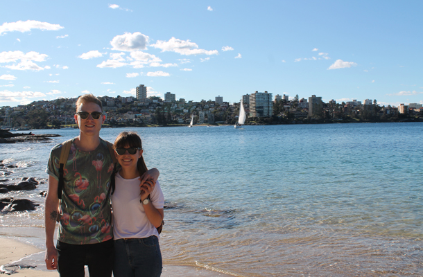 Manly to Spit costal walk