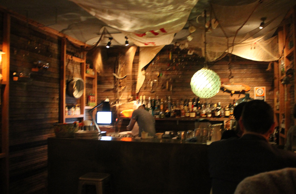 The Fish Shop, Sydney