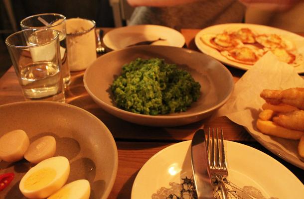 Seafood restaurant Sydney