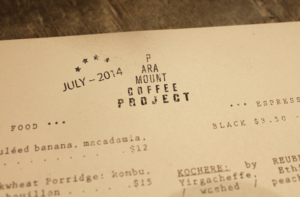 The Paramount Coffee Project Surry Hills Sydney