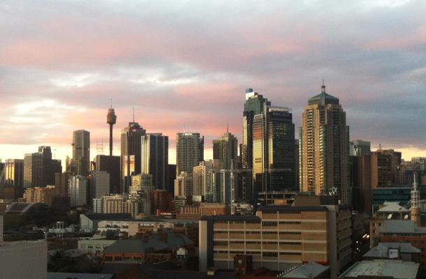 Sydney, Sydney skyline