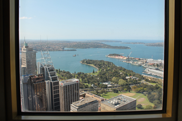 sydney sky tower bar fort - photo#13