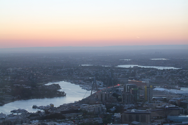 sydney sky tower bar fort - photo#33