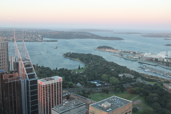 sydney sky tower bar fort - photo#14
