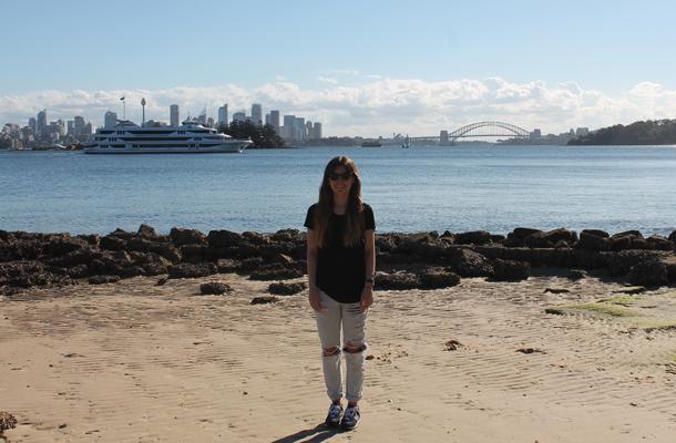 Sweet Monday, Rose Bay to Watson's Bay walk, Sydney