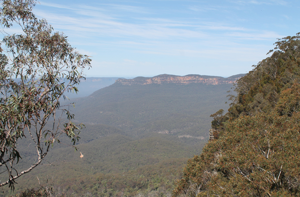 Blue Mountains, Sydney, Lady Carrington Lookout