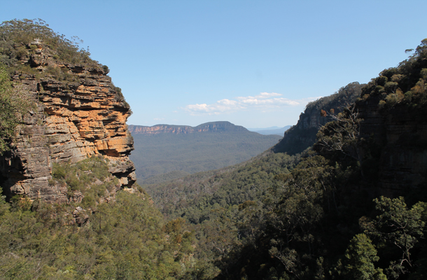 Blue Mountains, Sydney, Leura Falls