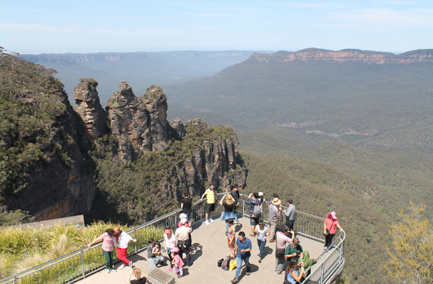 Blue Mountains, Sydney, The Three Sisters