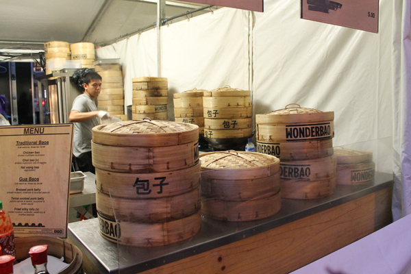 Sweet Monday blog, Night Noodle Markets, Sydney