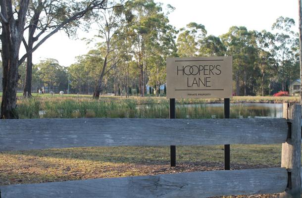 Sweet Monday, Hunter Valley, Hooper's Lane villas