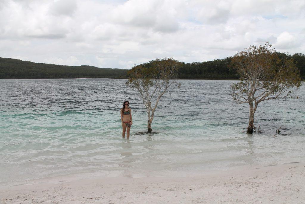 Fraser Island, Queensland, Lake McKenzie