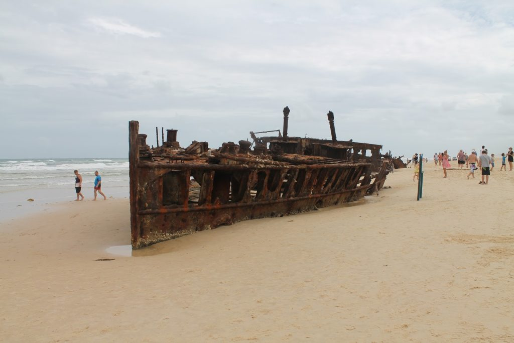 Fraser Island, Maheno Shipwreck