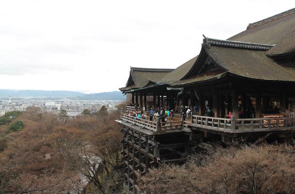 Kyoto, Japan, Kiyomizu Temple