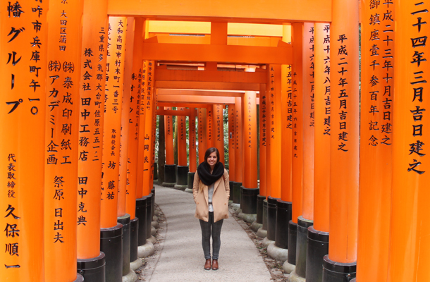 Kyoto, Japan, Fushimi Inari Shrine