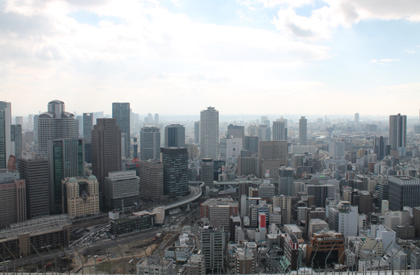 Sweet Monday, Osaka, Umeda Sky Building, Japan