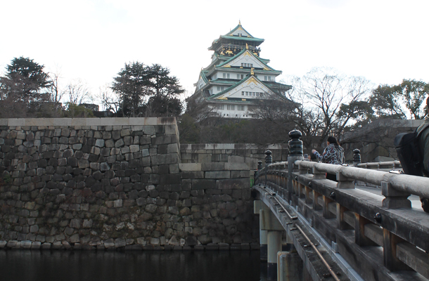 Sweet Monday, Osaka, Osaka Castle, Japan