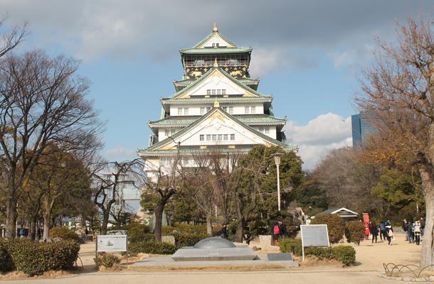 Sweet Monday, Osaka, Osaka Castle, Japan