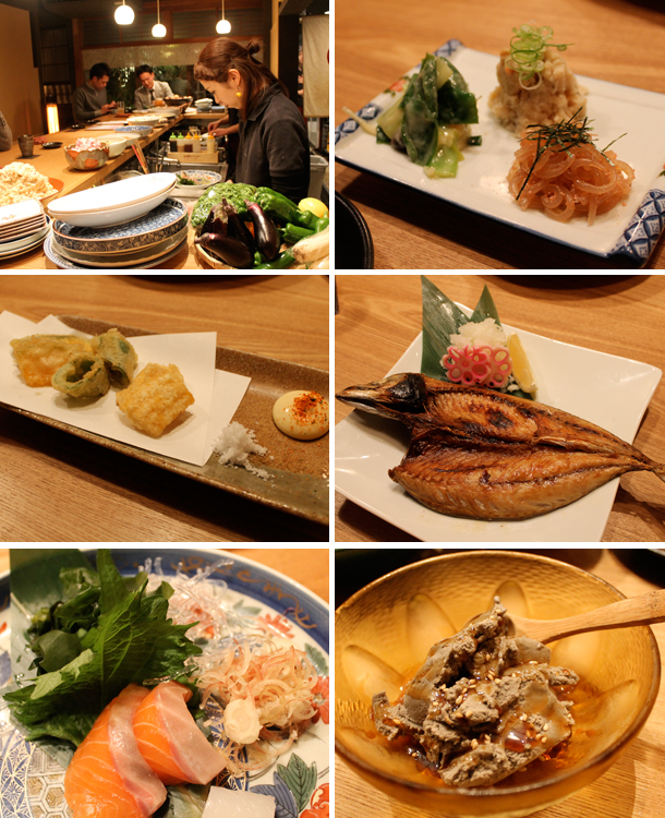 Japan food diary, things to eat in Japan, kaiseki, Kyoto
