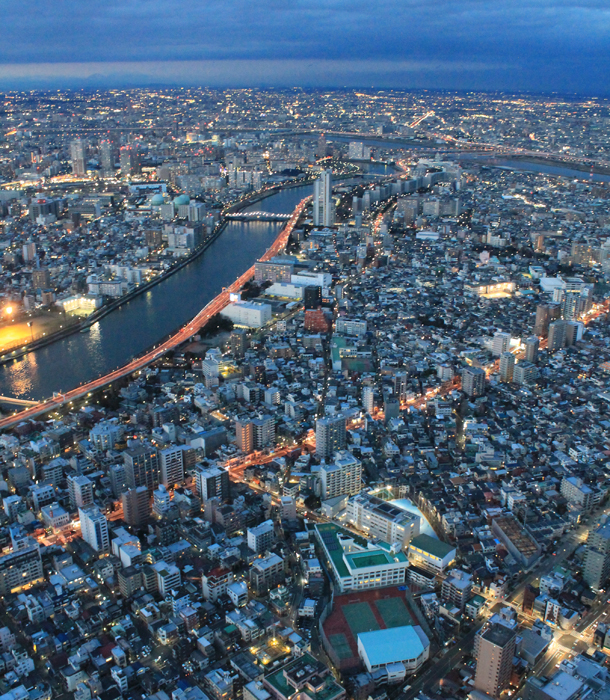 Sweet Monday, Tokyo, Japan, Tokyo Skytree