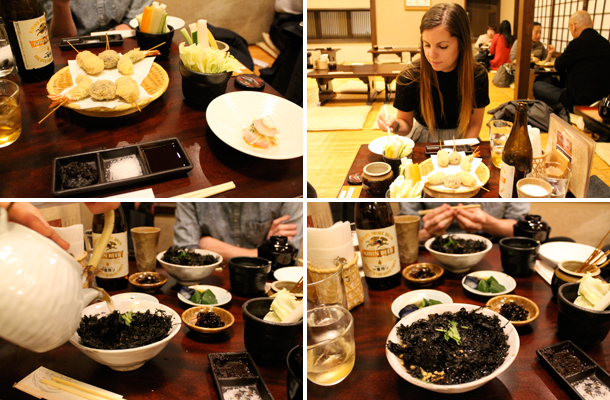 Japan food diary, things to eat in Japan, Hantei, Ueno, Tokyo
