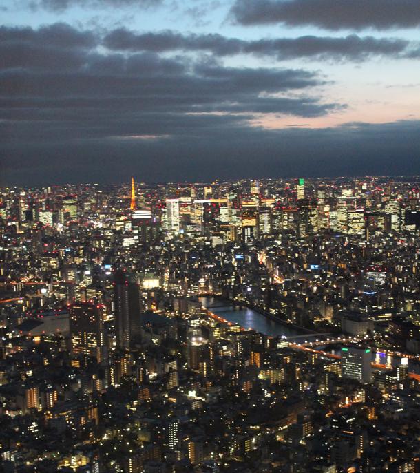 Sweet Monday blog, Tokyo, Japan, Tokyo Skytree