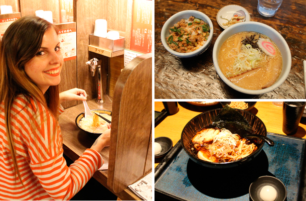 Japan food diary, things to eat in Japan, Ramen, Tokyo