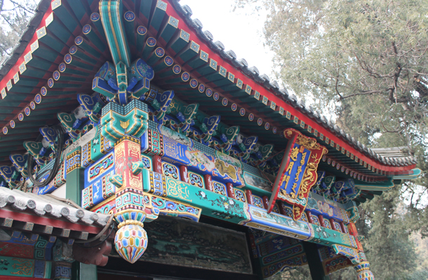 Summer Palace, Beijing, China