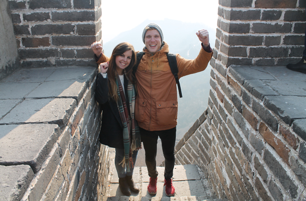 The Great Wall of China, Beijing