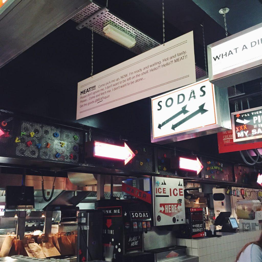 MEATmarket, Meat Liquor, Covent Garden