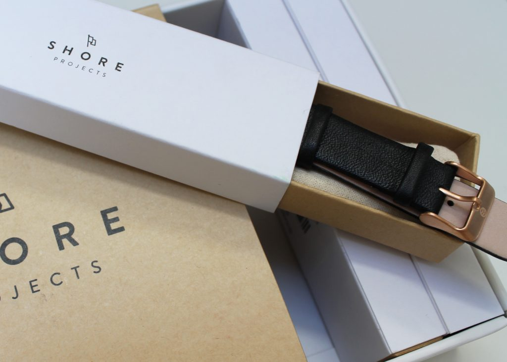 Shore Projects, interchangeable watch, customisable watch