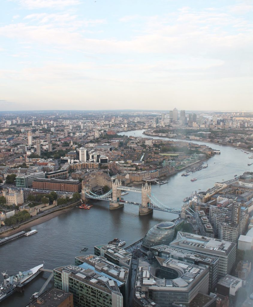 Sweet Monday, Do More With Avios, The view from The Shard