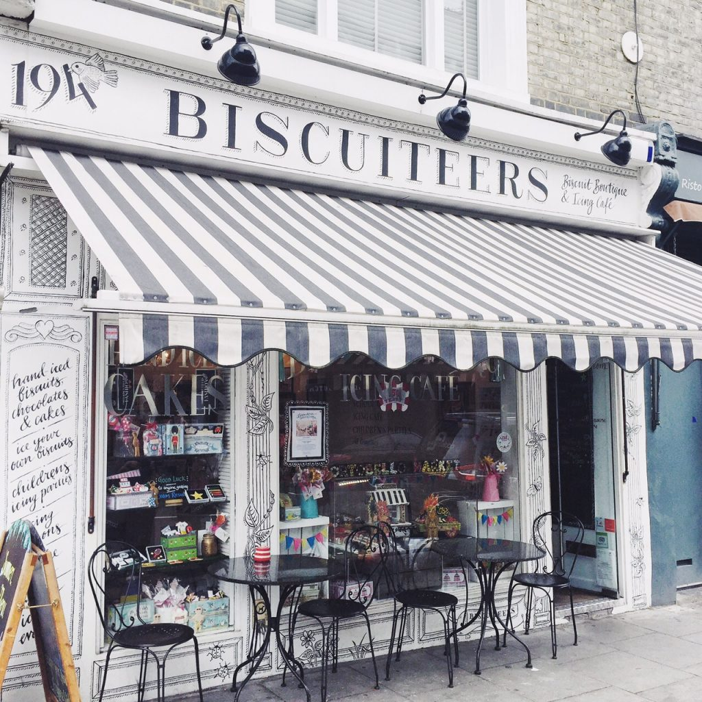 Sweet Monday, Biscuiteers, London, Notting Hill