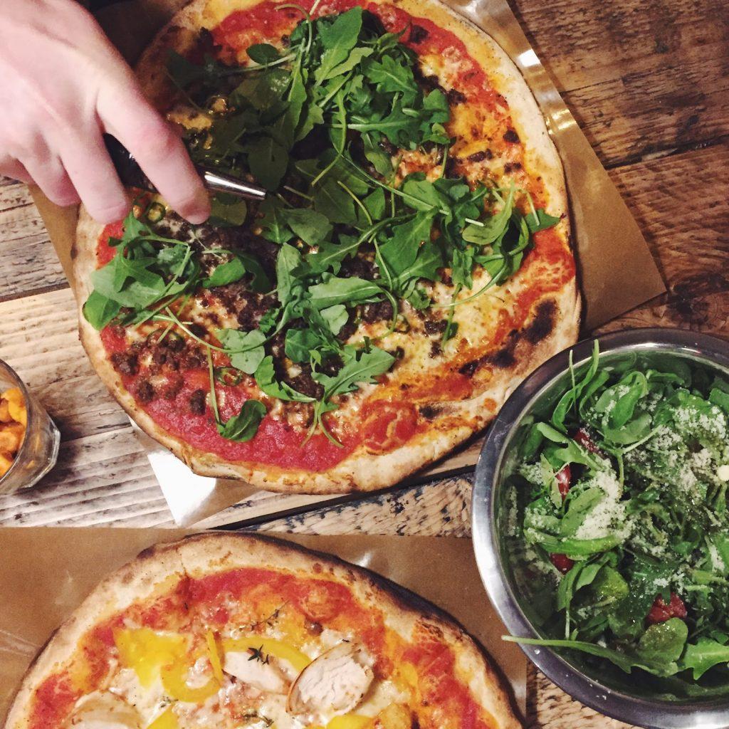 Pizza Union Kings Cross