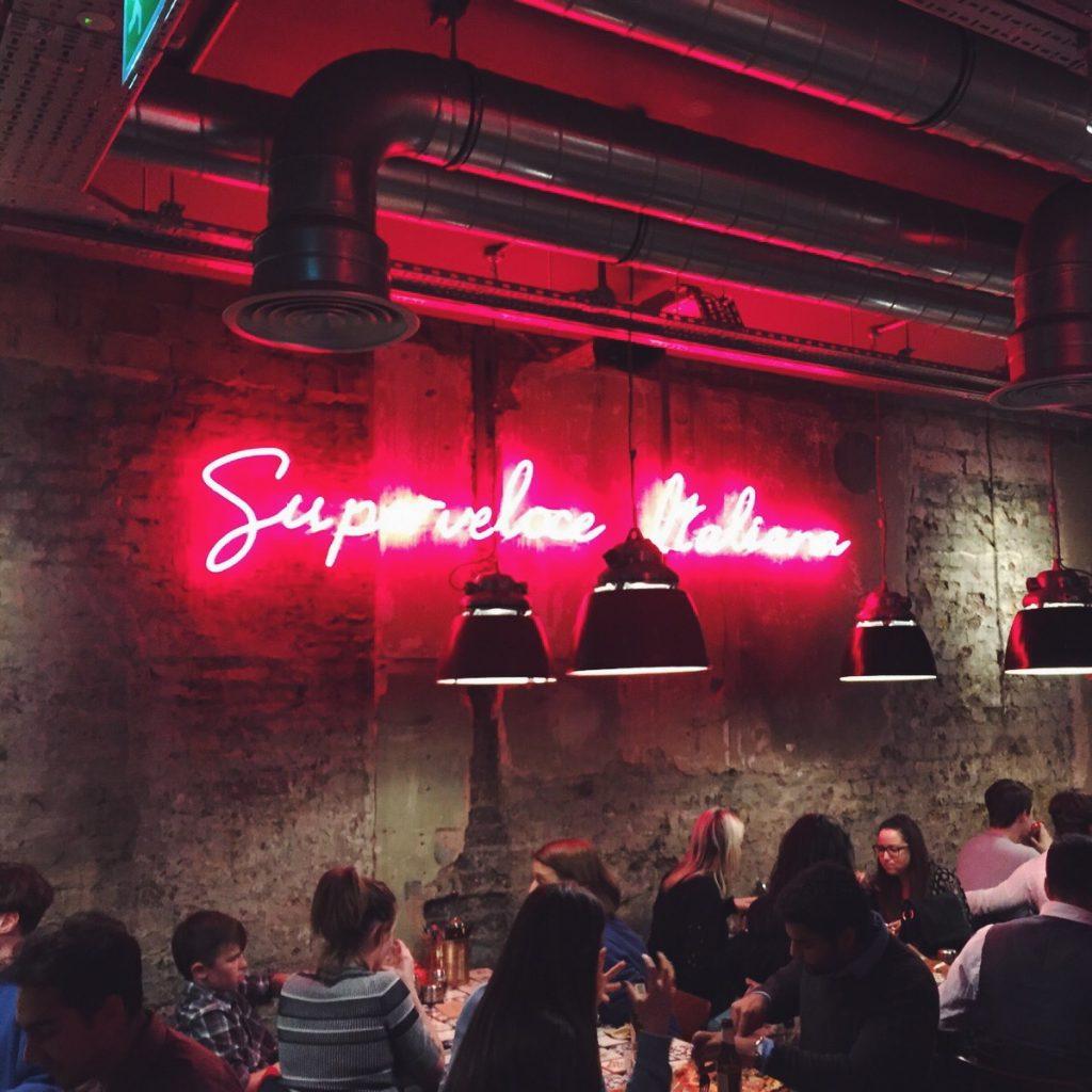 New London restaurants
