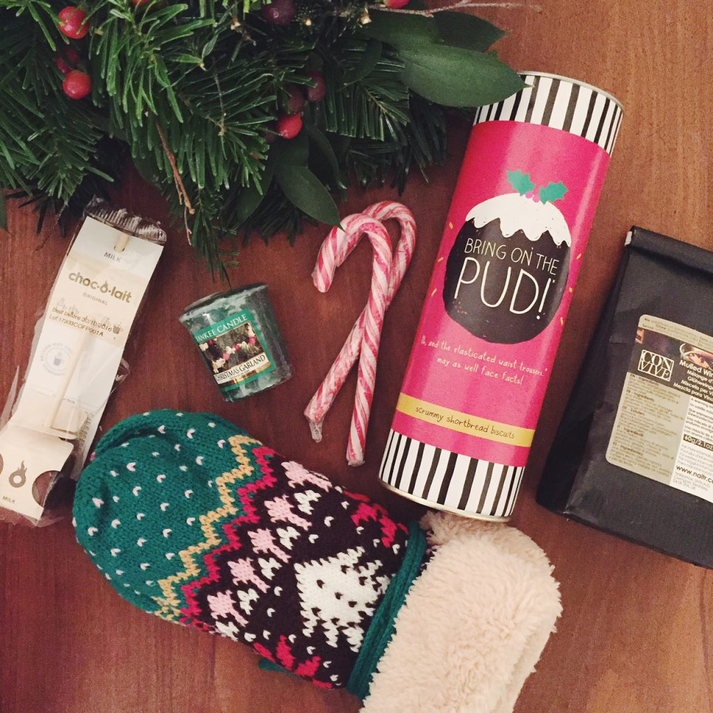 Christmas market gifts