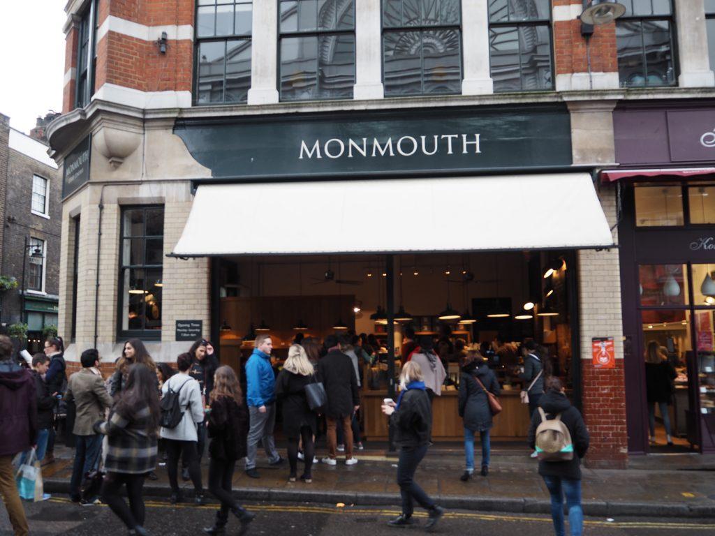 Borough Market, Monmouth Coffee