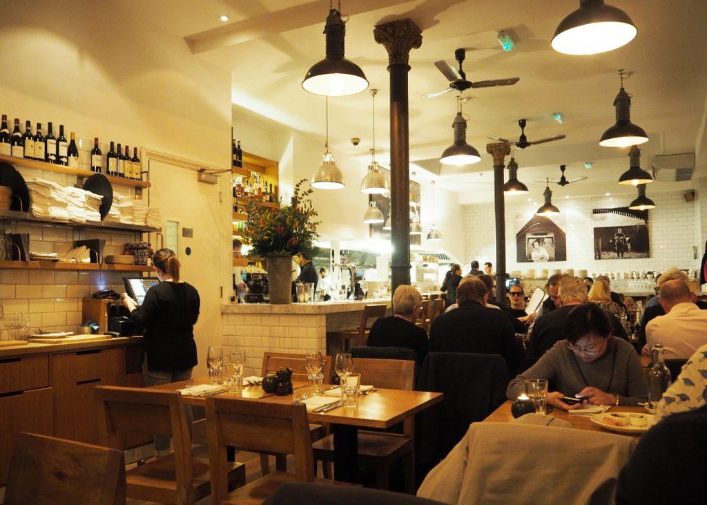 Tom S Kitchen South Kensington