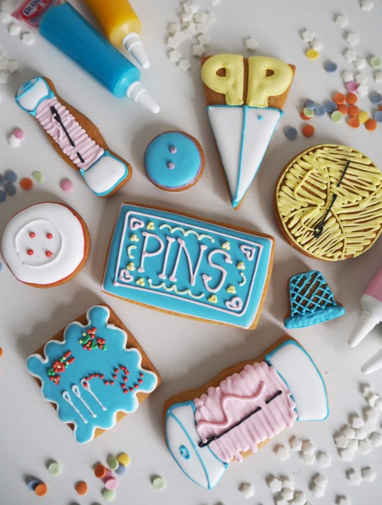 Biscuiteers, Mothers Day biscuits