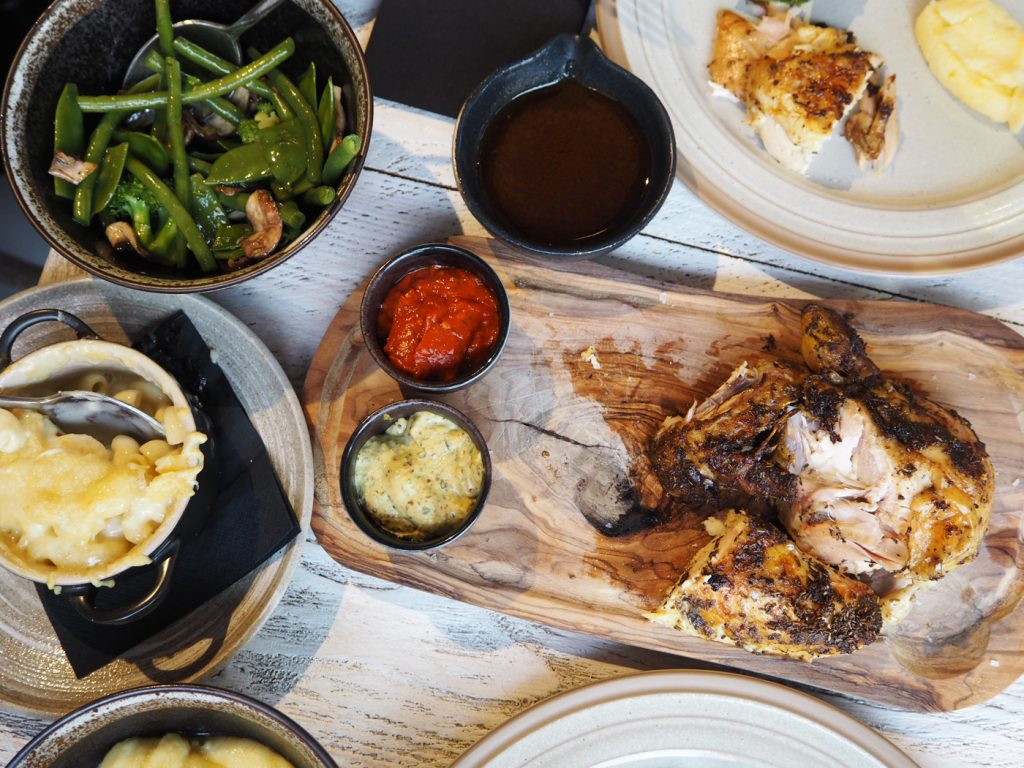 Cocotte rotisserie chicken, Notting Hill