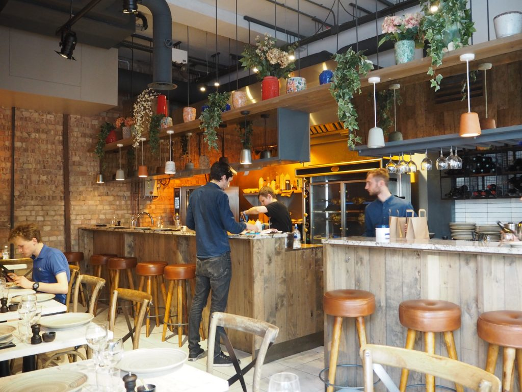 Cocotte healthy rotisserie, Notting Hill