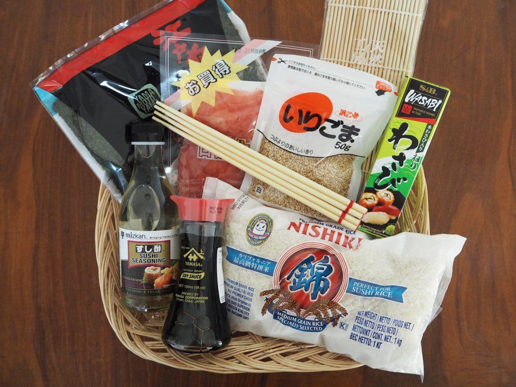 Sushi making kit, Japan Centre