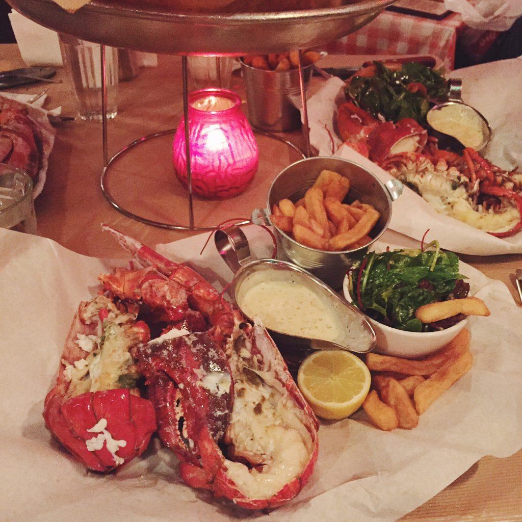 London restaurants, Big Easy