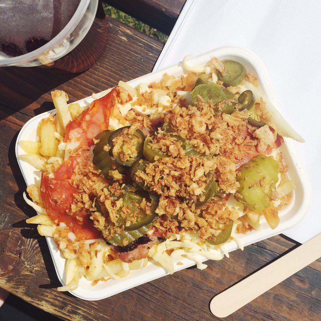 Citadel street food