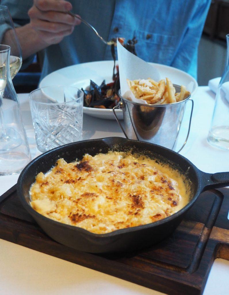 The Artisan Bistro, Lobster mac n cheese