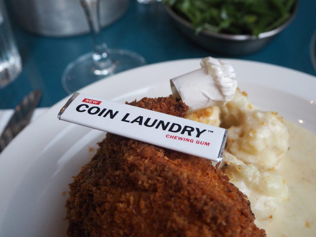 Coin Laundry chicken kiev