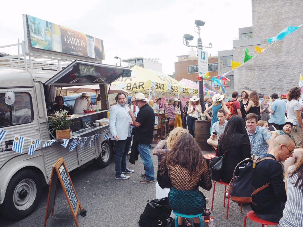 Urban Food Fest Shoreditch